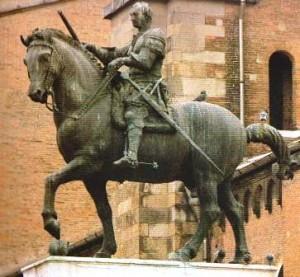 Donatello - Gattamelata - Padova
