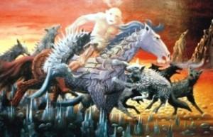 Tonino Dal Re - Cavaliere infernale