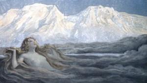 Alfons Siber - Risveglio di primavera