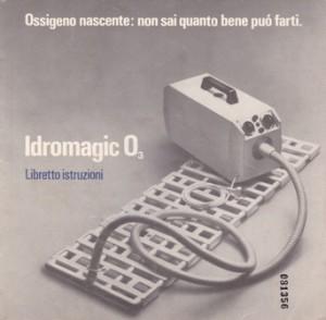 IDROMASSAGGIO CON TAPPETO IDROMAGIC